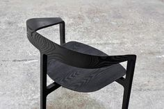 The Bow Chair By Tom Fereday very much caught my attention. I typically don't dedicate an entire post to a chair but there was something about it.