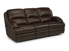 Flexsteel Fast Lane Power Reclining Sofa 1242-62P