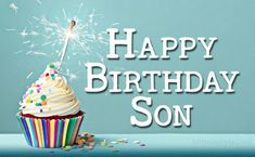 Are you searching for Birthday Wishes for Son? If yes, then you reach to the right place where you will get a collection of Happy Birthday Messages For Son which is accumulated and published by Birthday Wishes Quotes for you. Happy Birthday Son Wishes, Birthday Messages For Son, Birthday Wishes Quotes, Sons Birthday, Happy Birthday Images, Birthday Greetings, Happy Birthdays, Birthday Gifts, Birthday Board