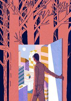 For Plansponsor Magazine. Illustrator: Josh Cochran.