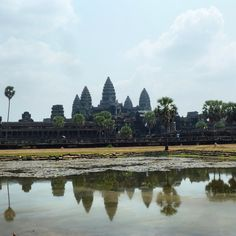 2x1 Face Proportions, Angkor Wat, Asia, Opera House, Louvre, River, Temples, Building, Outdoor