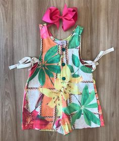 Baby Vest Outfit – Baby and Toddler Clothing and Accesories Little Girl Dresses, Girls Dresses, Baby Boy Outfits, Kids Outfits, Kids Vest, Boho Baby Shower, Baby Vest, Clothes Crafts, Baby Sewing