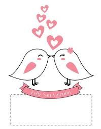 Resultado de imagem para dibujos de pajaritos enamorados