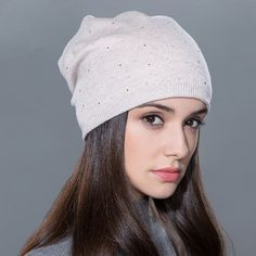 Women's winter hat knitted wool beanies female fashion skullies casual outdoor ski caps thick warm hats for women - Skullies & Beanies - Hut Fashion Over 50 Blog, E Commerce, Ski Hats, Women's Hats, Winter Hats For Women, Hats Online, Dress Hats, Knitted Hats, Wool Hats