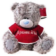 Peluche Me To You Je pense à toi - Cadeau saint valentin - Cadodes.com