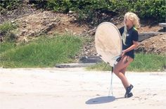 Lady Gaga goes surfing at Punta Mita, Riviera Nayarit, Mexico