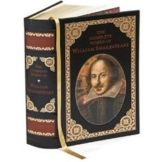 Complete Works of William Shakespeare (Barnes & Noble Leatherbound Classics)