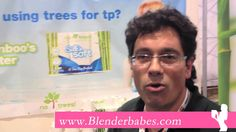Silk and Soft Toilet Paper Uses Bamboo Instead of Trees. @BlenderBabes www.blenderbabes.com #vitamix #blendtec #recipe