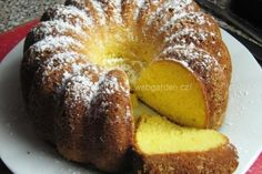 Biscuits, Bunt Cakes, Czech Recipes, Sweet Desserts, Cheesecakes, Pound Cake, Bagel, Doughnut, Oreo