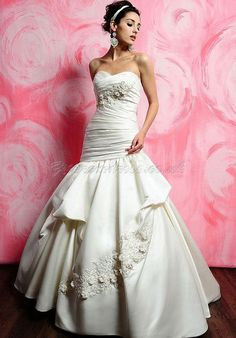 Abito da sposa a sirenetta - mermaid wedding dress