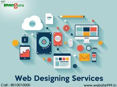 #WebDesigningServices helps you in online publicity of your company. It gives your complete information to the client. It improves the reputation of your business and also helps to engage the customers with your business. See more @ http://bit.ly/2gRVuTP #Website999 #WebDesign