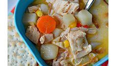 Easy Chicken and Corn Chowder - SavvyMom