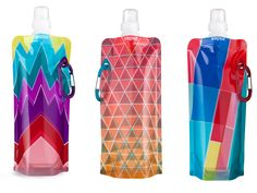 Runway Foldable Anti-Bottle Set by Vapur | Accessories | AHAlife.com