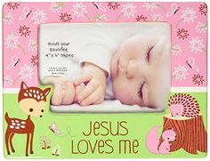 Gund Baby Grow In Grace Photo Frame Pink Fawn * Check out the image by visiting the link.