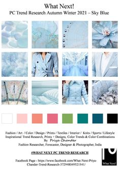 Fashion Colours, Blue Fashion, Colorful Fashion, Fashion Art, Color Trends, Design Trends, Apple Body Shapes, Fashion Forecasting, 2020 Fashion Trends