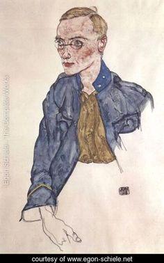 Voluntary Gefreiter, Egon Schiele