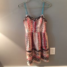 Dress by Love Fire from Von Mour Fun summer dress with great pattern and fit Love Fire Dresses