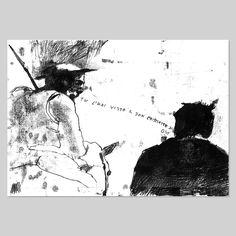Tommaso Nava - Don Chisciotte 2 -Stampa Fine Art A4 16€ -Stampa Fine Art A3+ 24€
