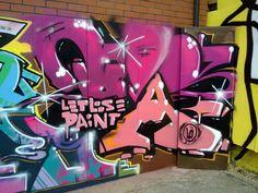 #graffiti #bombing #tagging http://urbanartbomb.com - Upfest