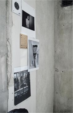 Studio Bern: 'Absence of color...'