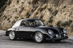 Emory's modern take on the Porsche 356 Cabriolet is a thrilling way to go back in time. We take one for a drive down some of our favorite roads.