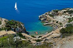 ΗΡΑΙΟ Corinth Canal, Without Borders, Greek History, Archipelago, Athens, Greece, Places To Visit, Sea, Water