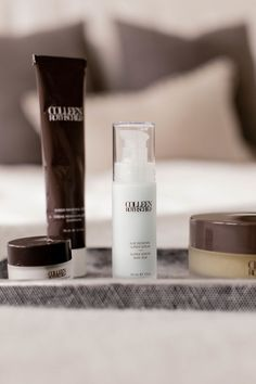 anti aging and skincare products from Colleen Rothschild