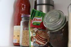 Knorr, bolsa para horno, Muy Casero