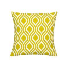 LEMON GREEN Pillow Cover.Decorator Pillow by lookherejane on Etsy