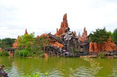 Big Thunder Mountain ~ Disney Paris