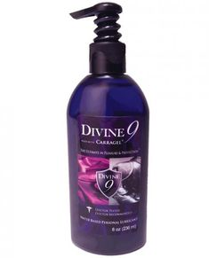 Divine 9 Lubricant 8oz
