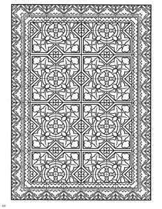 Page 9 From Decorative Tile Designs By Marty Noble