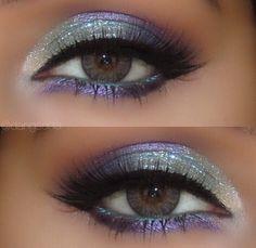 Gorgeous Makeup: Tips and Tricks With Eye Makeup and Eyeshadow – Makeup Design Ideas Beautiful Eye Makeup, Pretty Makeup, Love Makeup, Makeup Inspo, Makeup Inspiration, Makeup Ideas, Simple Makeup, Girls Makeup, Makeup Tutorials