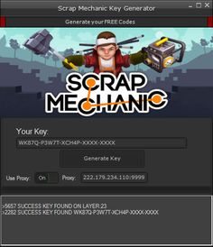 Scrap Mechanic Full Game 2016