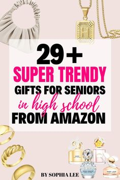I am a absolutekly obsessed with all of these gift ideas. I am sending this to my mom ASAP so she knows what to get me for my birthday gift. High School Graduation Gifts, College Student Gifts, Graduation Diy, College Students, Highschool Freshman, Teen Christmas Gifts, Senior Gifts, High School Seniors, Boyfriend Gifts