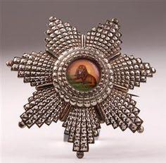 Vare: 2103767 Persisk orden 1800-tallet