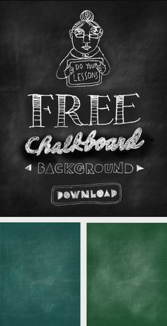 Free Template for a Chalkboard background and fonts etc for writing on it. Web Design, Tool Design, Graphic Design, Textures Hd, Lettering, Typography Design, Pack Texture, Gratis Fonts, Paper Journal