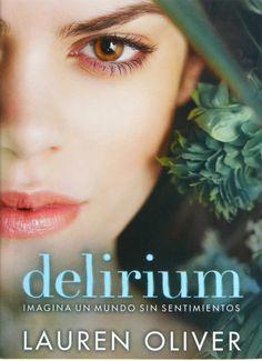 delirium- Lauren Oliver #romantico #libro