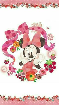 Minnie Mouse discovered by GLen =^● 。●^= on We Heart It Minnie Mouse Cartoons, Mickey Mouse Art, Mickey Mouse Wallpaper, Wallpaper Iphone Disney, Mickey Mouse And Friends, Disney Cartoons, Minnie Mouse Pictures, Disney Pictures, Arte Disney
