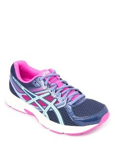 GEL Contend 3 Running Shoes from Asics in pink and blue_1