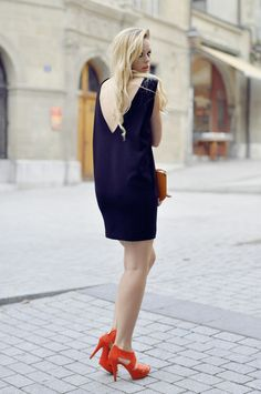 This dress + These shoes = PERFECTION <3
