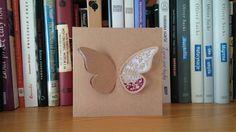 #butterfly #scrap #card http://p-otworki.blogspot.com/2017/07/druga-z-motylem.html