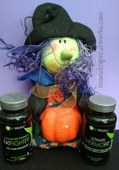 What another new package deal? Why yes! These 2 babies will help you through the Holiday's. Burn an extra 278 calories taking the Thermofit and help block fats and carbs on those goodies with our Fat Fighters! Order yours today at momdraper.itworks.com