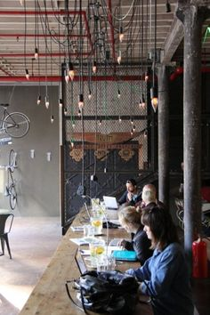 The Mechanized Steampunk Sci-Fi Scene At Truth Coffee In Cape Town - Sprudge.com