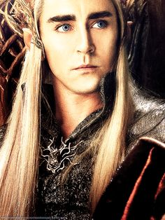 Ugh. You gorgeous elf. Lee Pace was perfect as Thandruil.