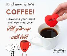 Rüegg's Kaffee wünscht Ihnen einen wunderschönen Tag! www.rueeggs.com #motivation #coffeetime #coffee #coffee #coffeelovers #positivevibes #coffeearoma #plantbased #workeffectively #enjoylife Thai Coffee, Arabica, Improve Yourself, Thailand, Motivation, The Originals, Tableware, Day, Kaffee