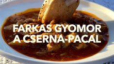 Farkas gyomor - a Cserna-Pacal Beef, Food, Meals, Yemek, Steak, Eten