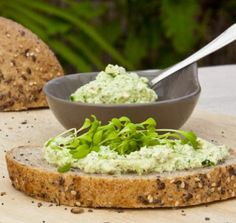 Komkommerspread • EVA, verleidelijk vegetarisch