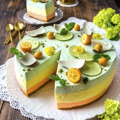 Crazy Cakes, Köstliche Desserts, Delicious Desserts, Sweet Cooking, Maila, Just Eat It, Sweet Cakes, How Sweet Eats, Homemade Cakes