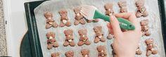 Klasyczne kruche ciastka